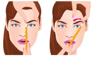 Como retirar os fios da sobrancelha