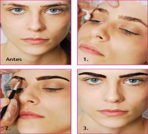 Como se faz sobrancelhas de henna passo a passo?