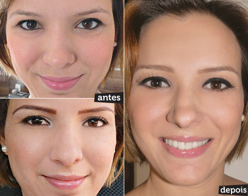 Dermopigmentação da sobrancelha