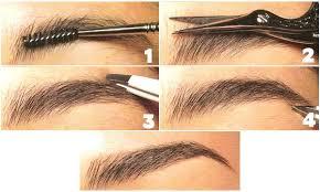 Como fazer as sobrancelhas