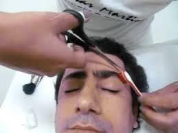sobrancelhas masculinas